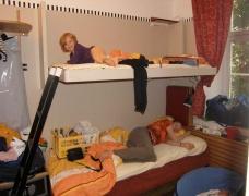 in der Gefängnis-Jugendherberge