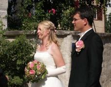 Andreas und Mirjams Hochzeit