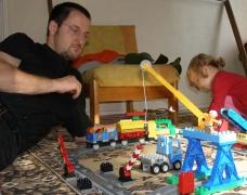 die Kinder spielen (2)