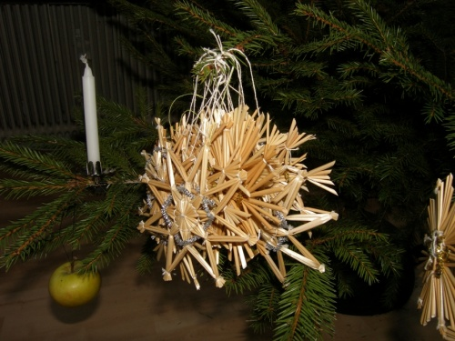 Johannas Weihnachtsbaumdeko