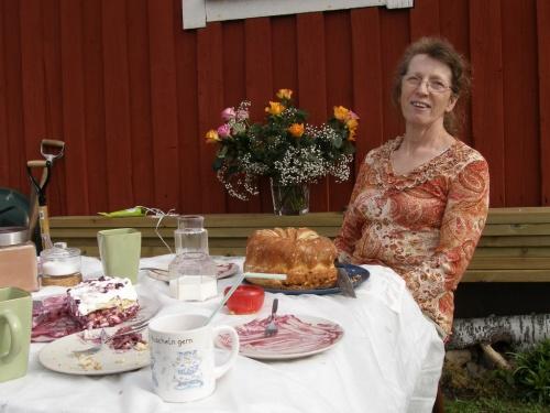 Omas Geburtstag