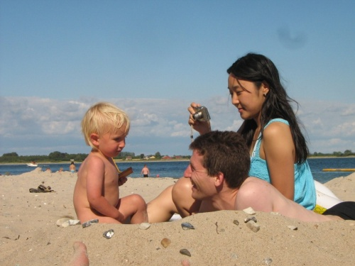 3 Strandhasen
