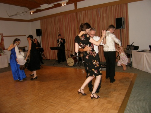 Tanz bis in die Nacht
