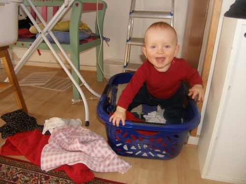 meine kleine Wäschehilfe