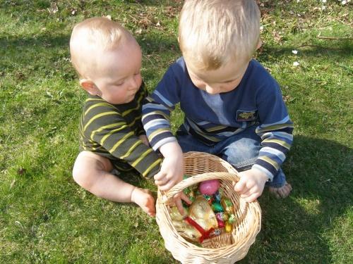 meine Eier!