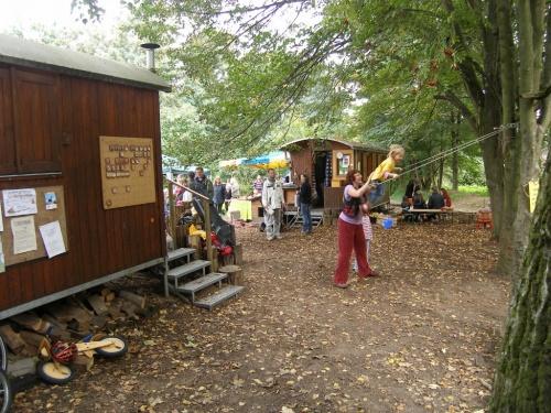 Fest im Waldkindergarten