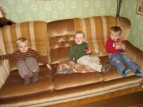 drei Jungs