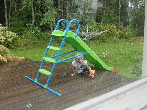 auch Regen kann Spaß machen