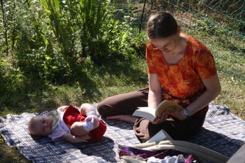 Mama mit Liese