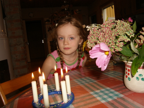 Johanna wird 6
