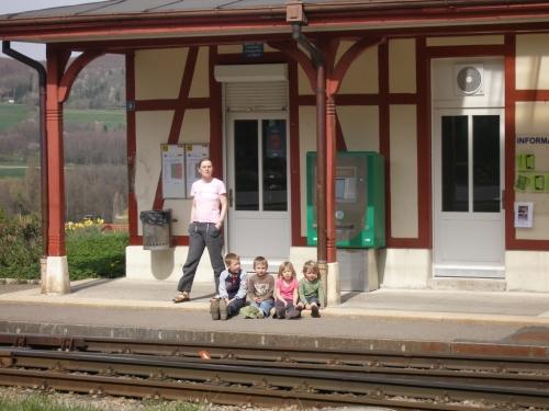 Bahnhof Leymen