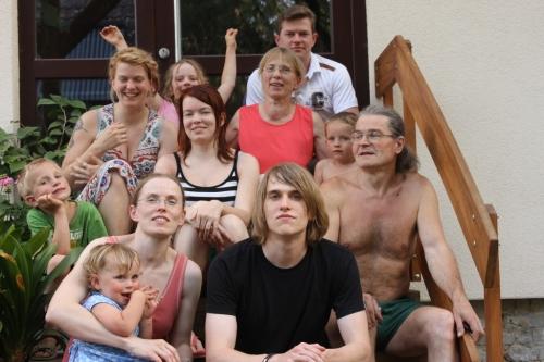 meine Family