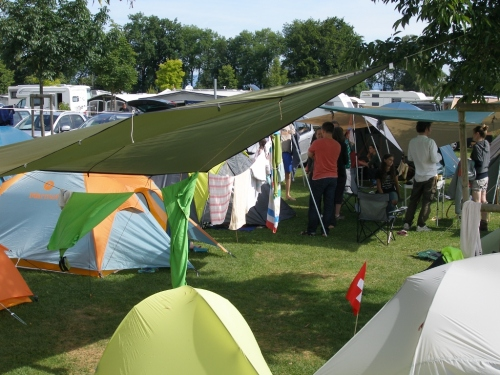 Camp am Bodensee