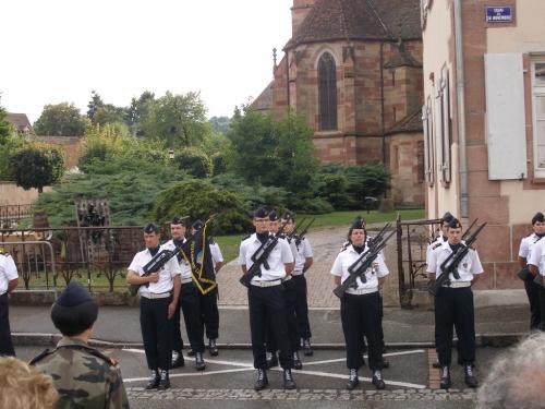 Militärparade zum franz. Nationalfeiertag