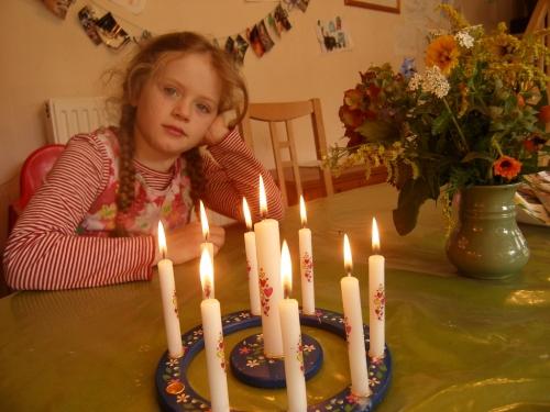 8 Jahre alt