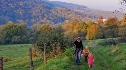 wandern bei Wissembourg