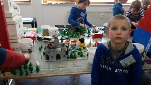 meine Lego-Burg