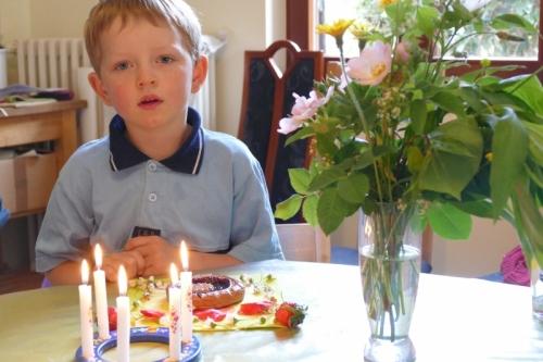 5 Jahre alt geworden